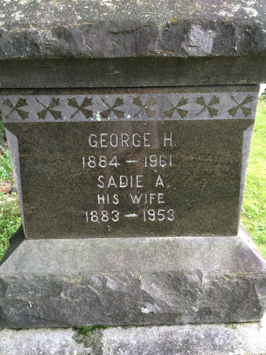 George & Sadie Smith