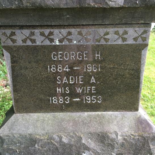 George & Sadie Smith